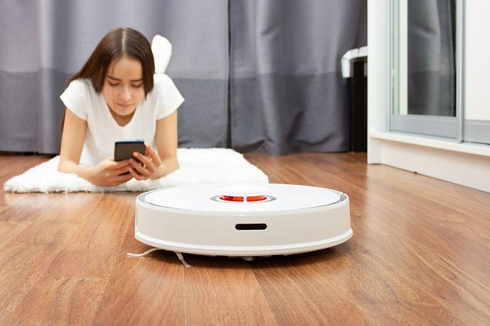 caratteristiche robot aspirapolvere