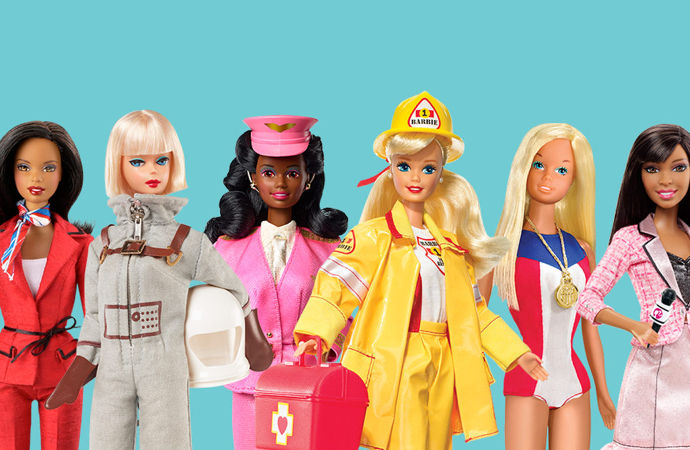Barbie career