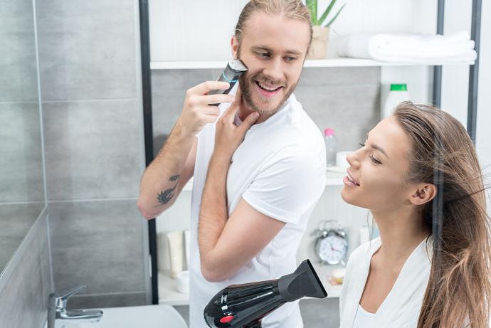 barbiere e parrucchiere fai da te