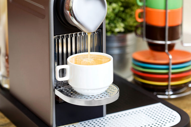 macchina caffe cialde