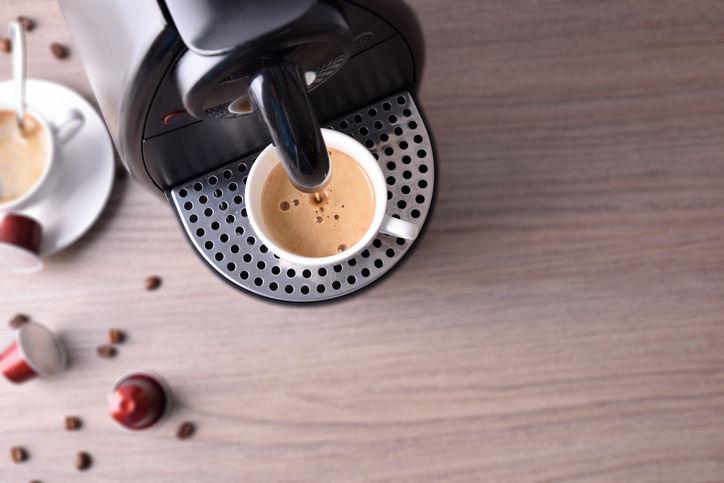 macchina caffe capsule