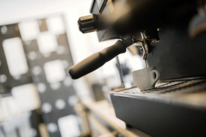 macchina caffe professionale