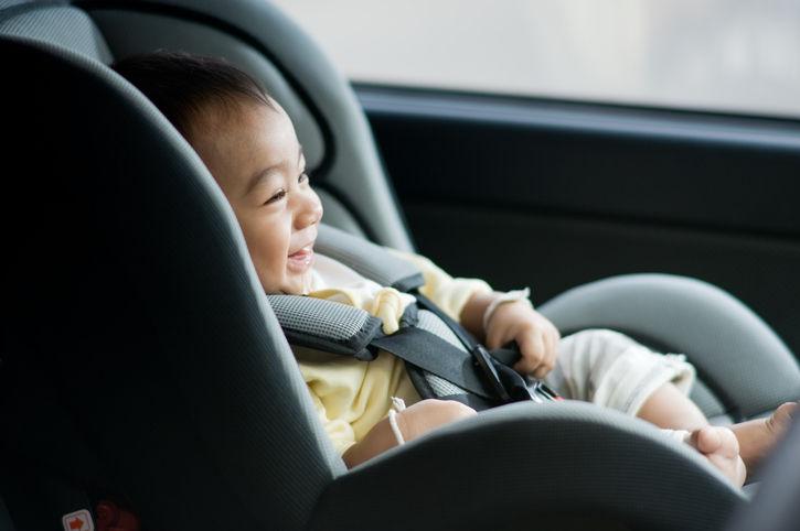 seggiolino auto neonato