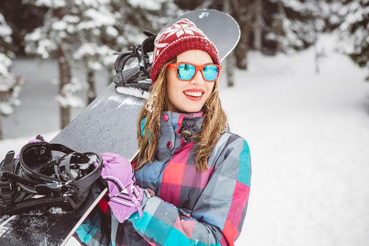 caratteristiche snowboard