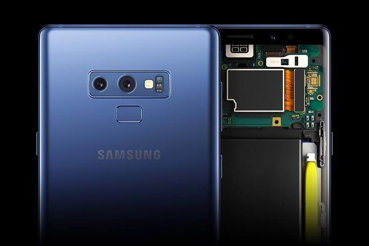 caratteristiche cellulari Samsung