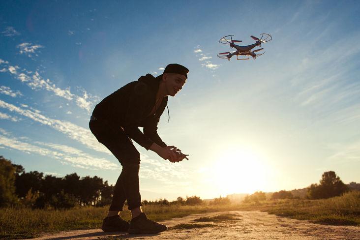 prezzo droni