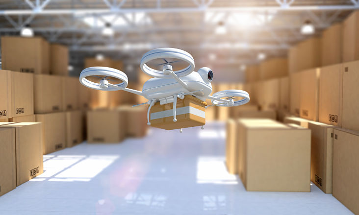 caratteristiche droni
