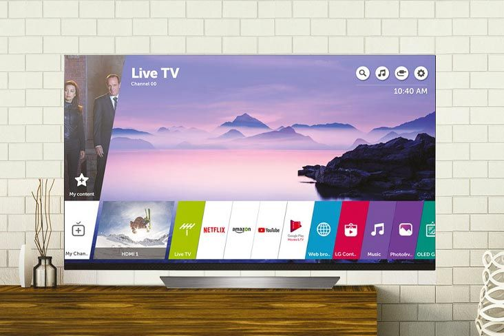 caratteristiche TV LG
