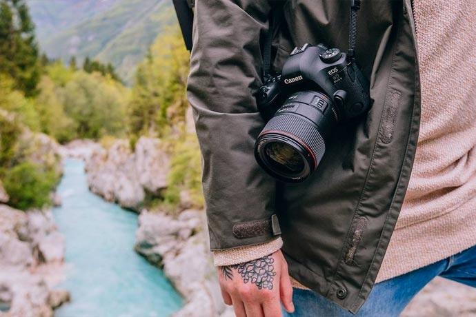 fotocamere Canon
