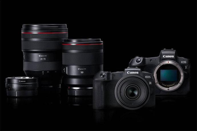 caratteristiche fotocamere Canon