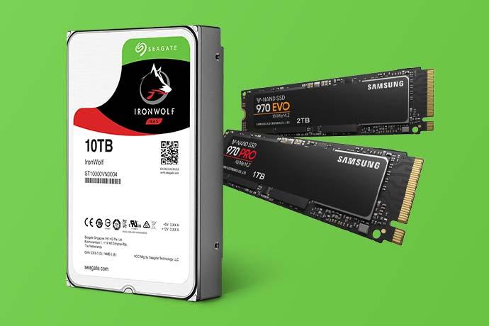 prezzo hard disk interno