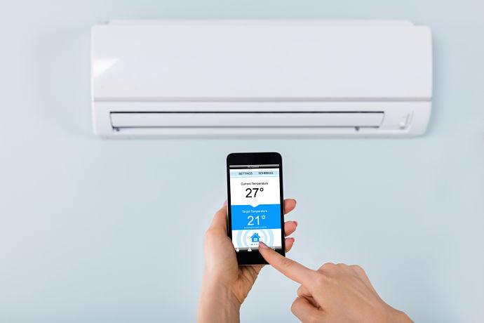 climatizzatore smart