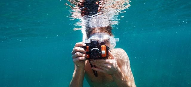 Fotocamere subacquee