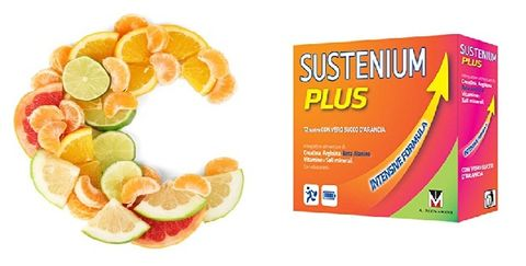 sustenium plus integratore alimentare estate