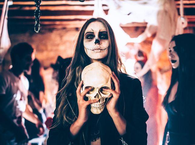 Halloween costume donna