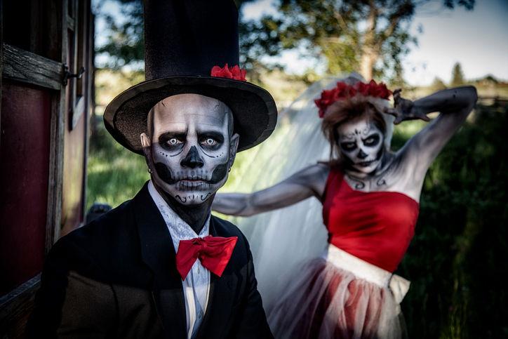 Halloween costume da uomo