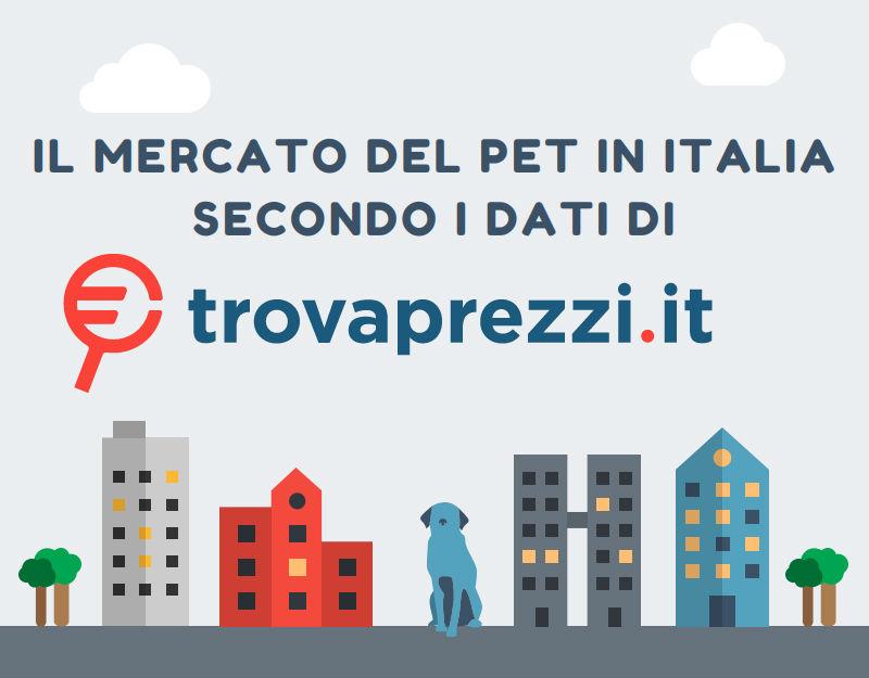 infografica meracto pet in Italia