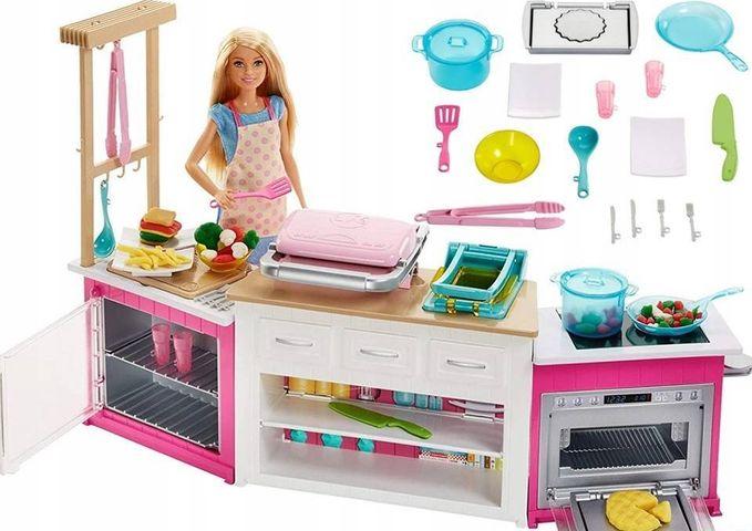 Barbie la cucina dei sogni trovaprezzi