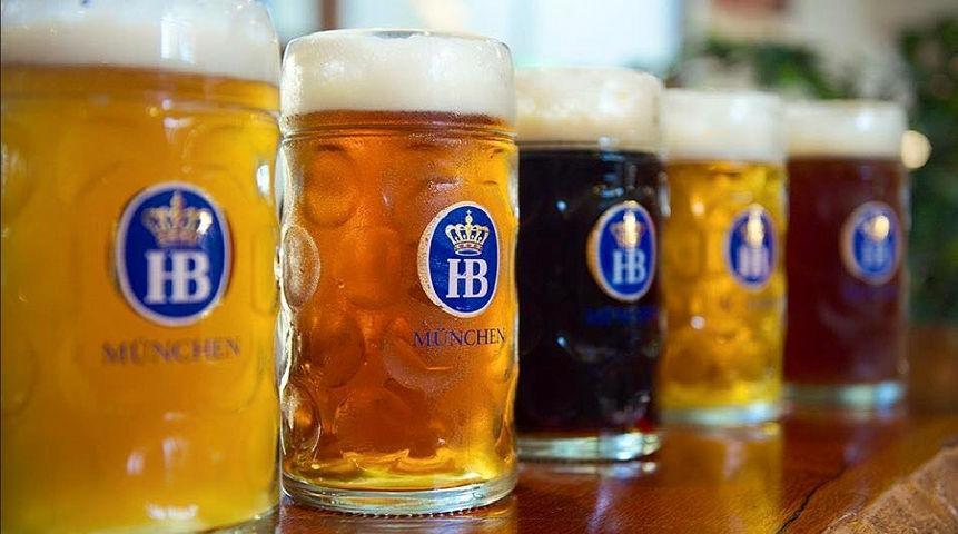 Boccale birra Hofbrauhaus