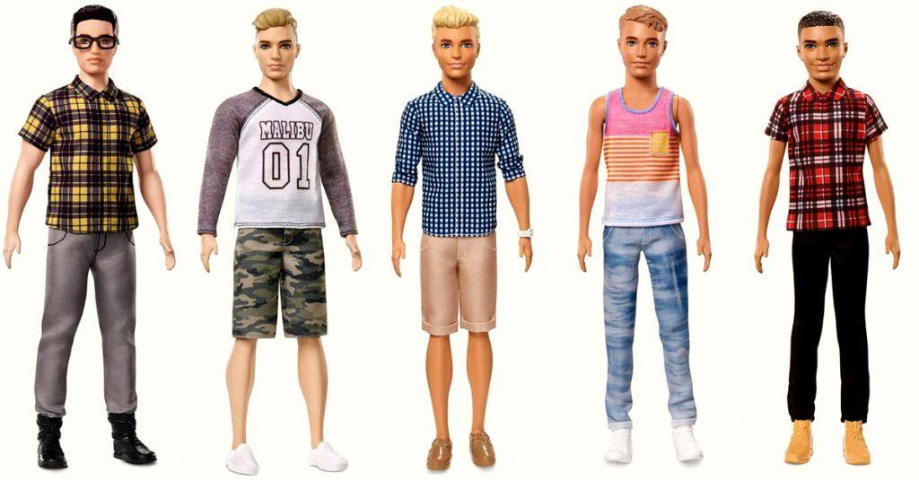 Ken Fashionistas trovaprezzi