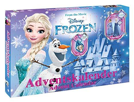 calendario avvento Frozen