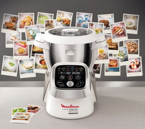 robot-cuisine-companion-da-moulinex Trovaprezzi