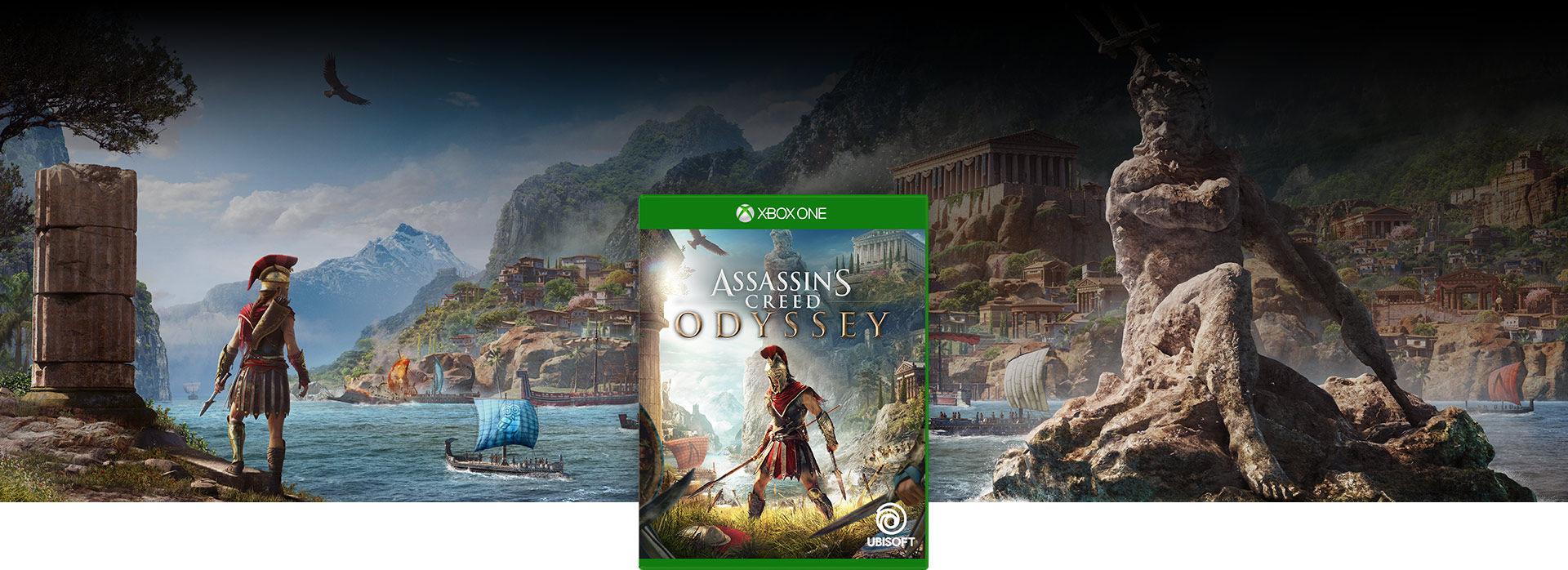 Assassins Creed Odyssey trovaprezzi