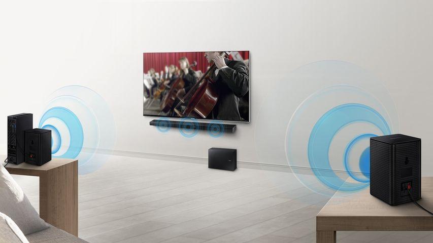 Home Theatre Samsung Hw K450 trovaprezzi