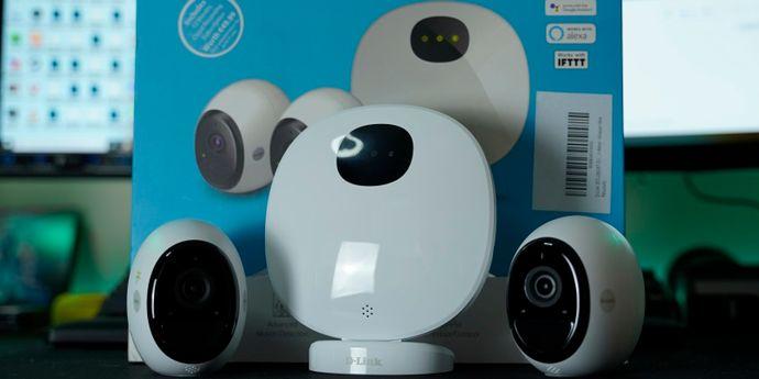 Kit videosorveglianza D-link DCS 2802 trovaprezzi