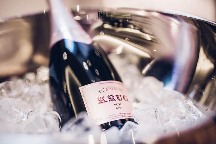 Krug Brut Rosé Champagne AOC