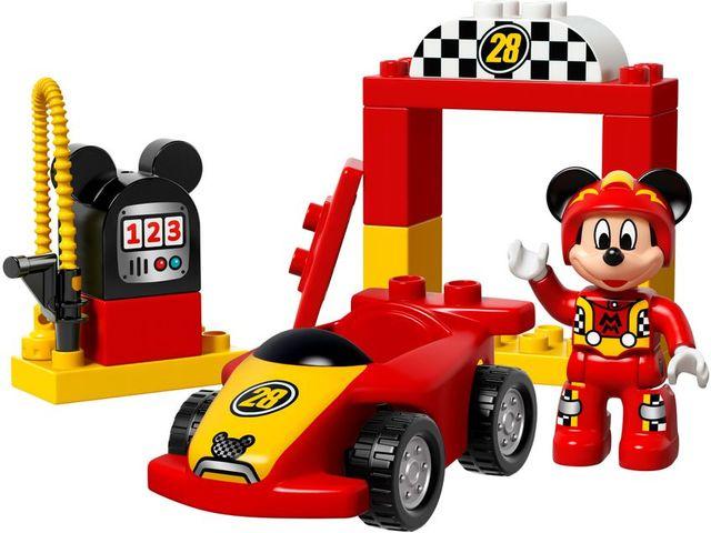 Lego Duplo auto mickey trovaprezzi