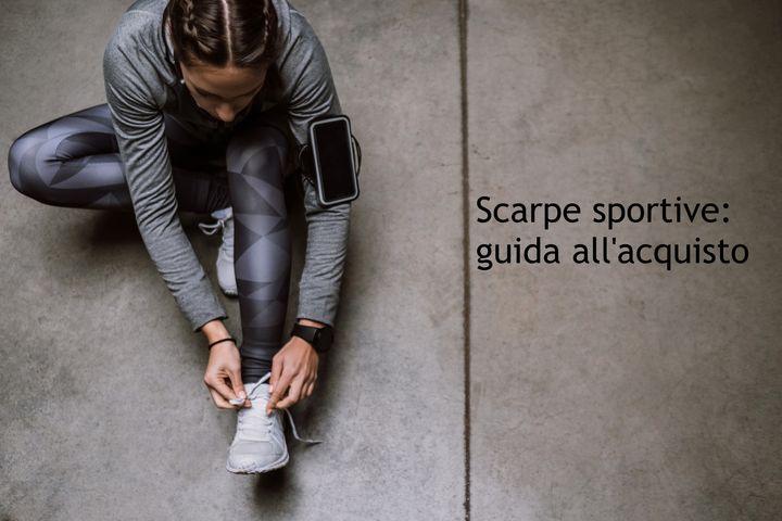 scarpe sportive guida all'acquisto trovaprezzi