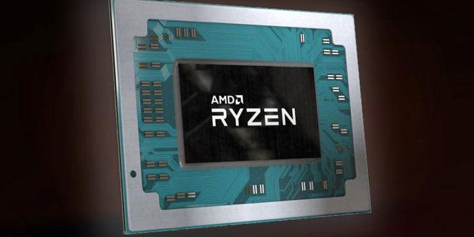 AMD Ryzen Mobile 2