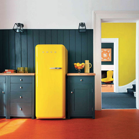 Smeg anni 50 in cucina | Trovaprezzi.it Magazine