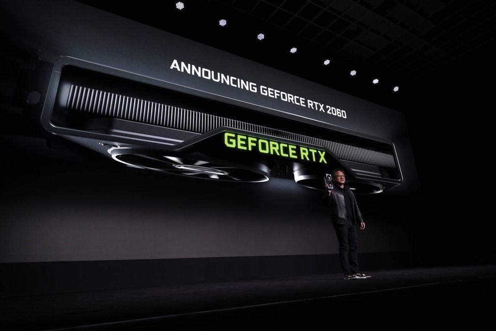 Nvidia RTX 2060