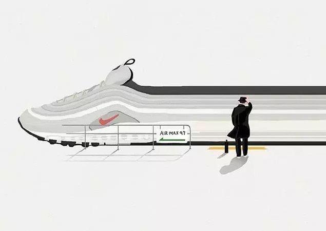 Nike Air Max 97, la storia   Trovaprezzi.it Magazine