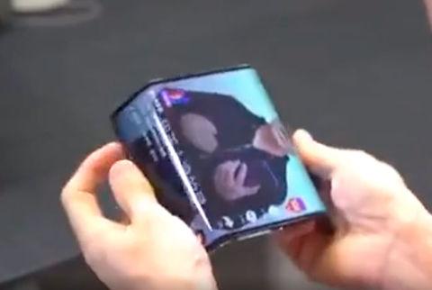 smartphone pieghevole di Xiaomi