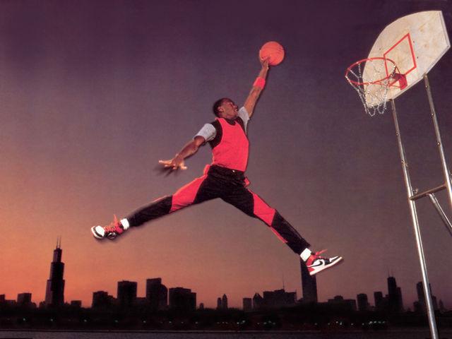 Michael Jordan Nike