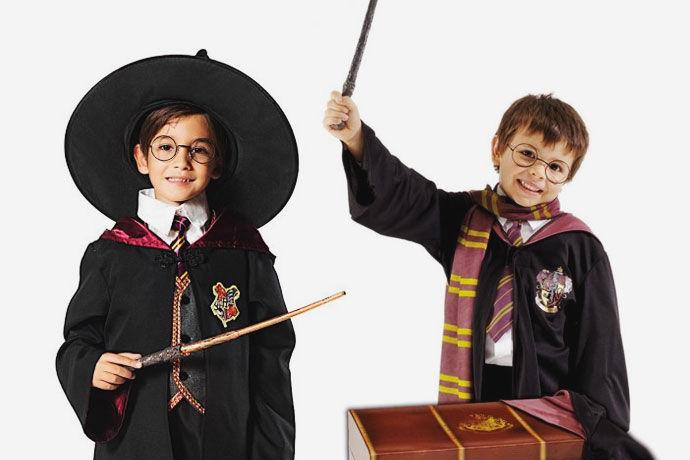 Costume carnevale Harry Potter