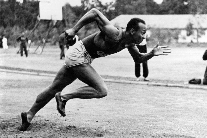 Jesse Owens scarpe Adidas