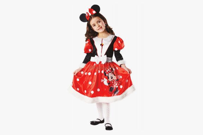 Costume carnevale Disney Minnie