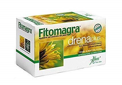 Aboca Fitomagra Drena Plus tisana