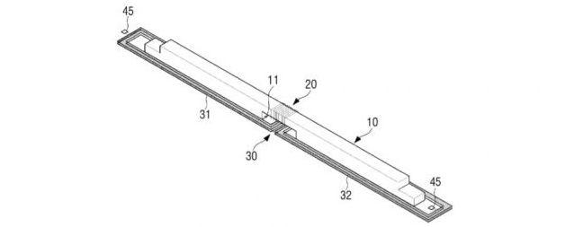 Samsung Wireless TV brevetto