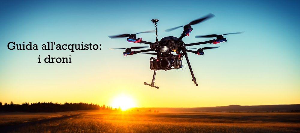 droni guida all'acquisto