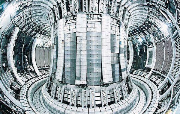reattore fusione nucleare
