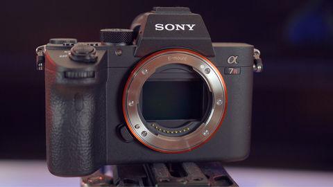 Sensore fotocamera full frame