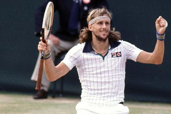 Fila tennis Borg