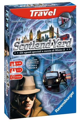 Scotland Yard Travel