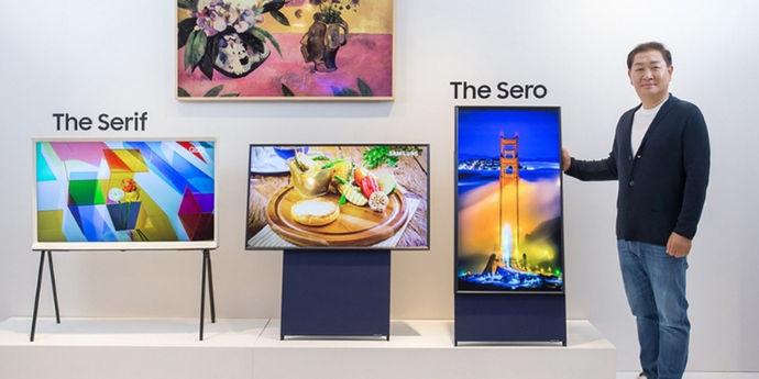 Samsung The Sero