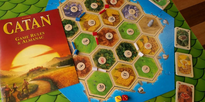 Catan arriva su Switch